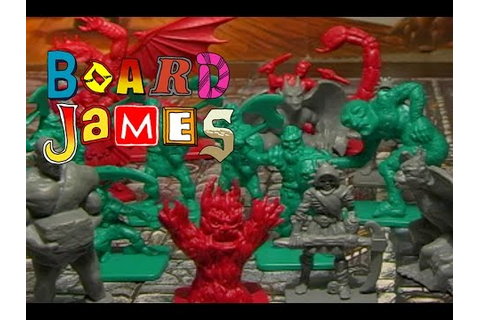 DragonStrike - Board James (Episode 2) - YouTube