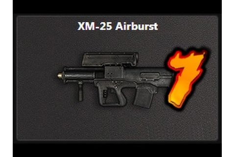 15 BFP4F (XM-25 Airburst Game Play #1) - YouTube