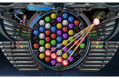 Puzzle Quest: Galactrix Free Download « IGGGAMES