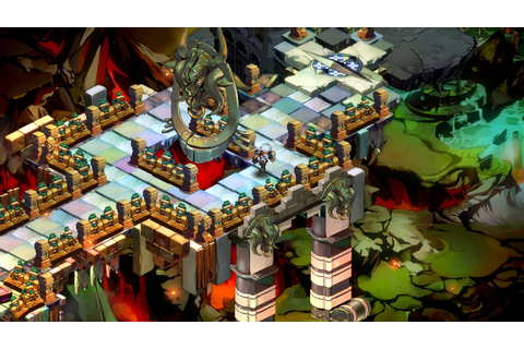 Top Games Wallpaper: Bastion Game Online