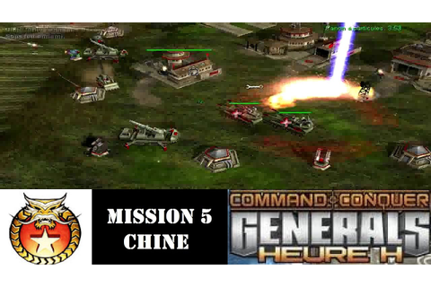 command and conquer generals heure h full game fre