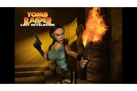 Tomb Raider 4: The Last Revelation - PS1 on PS Vita - YouTube