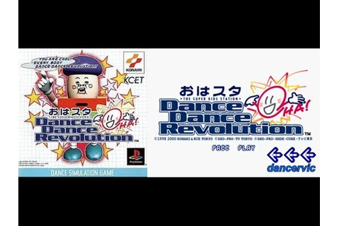 "Japan's PS Ver. ""OHA-STA DDR"" - YouTube"