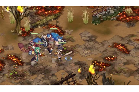 First Breath of Fire 6 gameplay reignites mobile pain ...