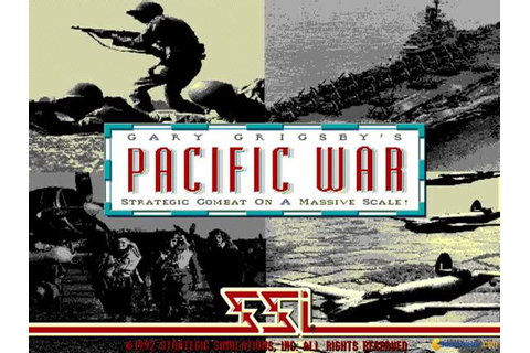 Gary Grigsby's Pacific War download PC