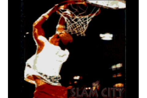 Slam City With Scottie Pippen - Completed and ending (PC ...