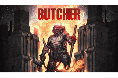 Buy BUTCHER from the Humble Store and save 60%