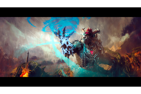 Guild Wars 2: Heart of Thorns Launch Trailer - YouTube