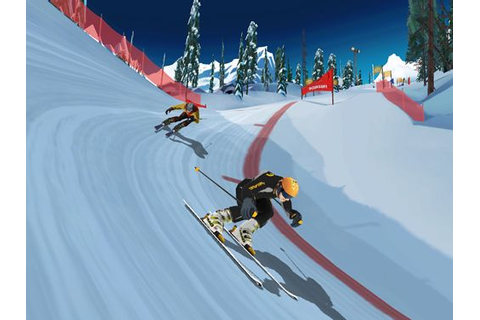 FRS ski cross: Racing challenge iPhone game - free ...