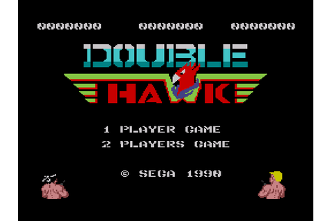 Double Hawk Download Game | GameFabrique