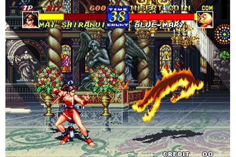 Fatal Fury 3 Road to the Final Victory Download Free Full ...