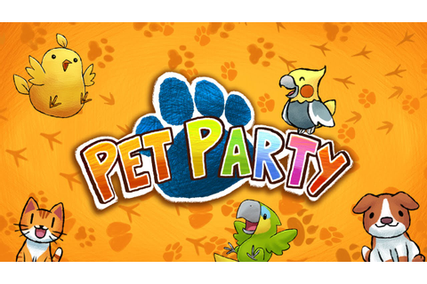 Pet Party - Animals Game for iPhone and Android - YouTube
