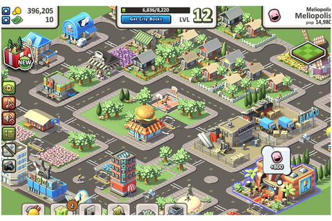 Social City map game - Google Search | Map games, Game ...