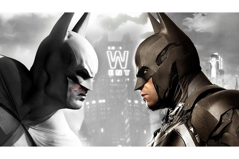 Which Is The Best Batman Arkham Game? | Versus - YouTube