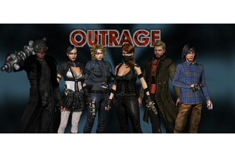Outrage on Steam