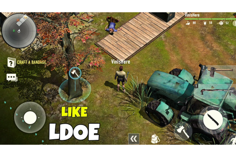 Top 6 Survival Games Like Last Day On Earth For Android ...