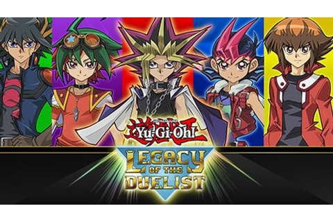Yu-Gi-Oh! Legacy of the Duelist - FREE DOWNLOAD CRACKED ...