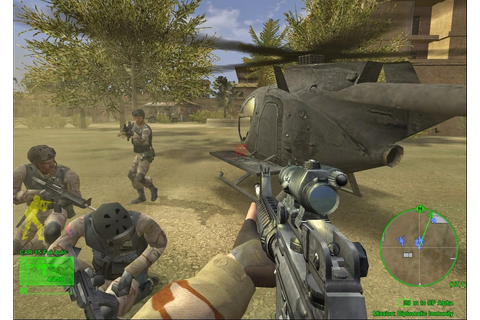 Delta Force Black Hawk Down Team Sabre Game - Free ...