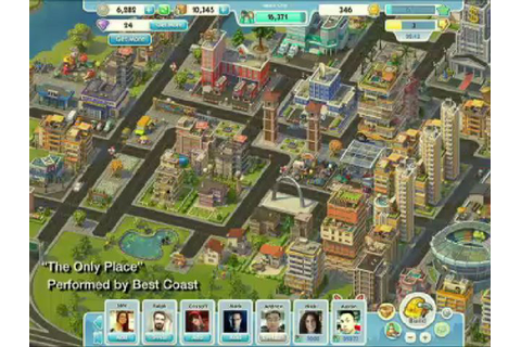 'Sim City Social' Comes to Facebook This Month