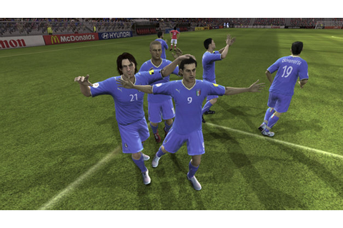 UEFA EURO 2008 Game | PS3 - PlayStation