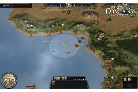 East India Company: Privateer on Steam