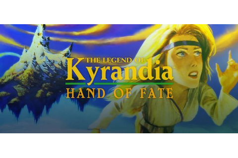 Legend of Kyrandia: Hand of Fate Free Download « IGGGAMES