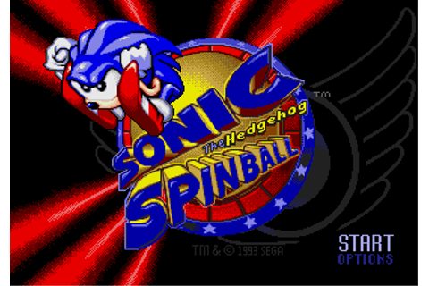 Sonic the Hedgehog Spinball (Video Game) - TV Tropes