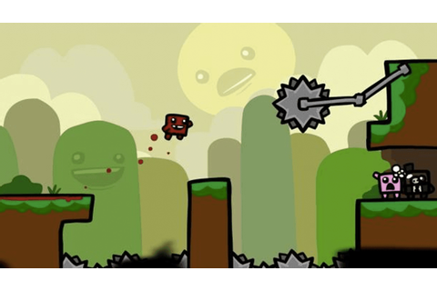 Super Meat Boy: Forever for PC (Windows 10) Download