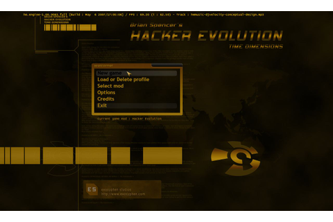 Download Hacker Evolution Full PC Game