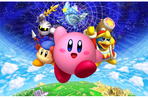 Would you like to play a fully 3D Kirby game? So would his ...