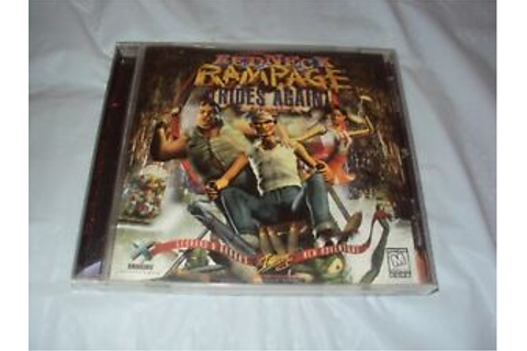 Redneck Rampage Rides Again Arkansa PC Game in Jewel Case ...