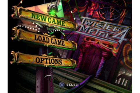Twisted Metal 4 - download free | Download Games PC
