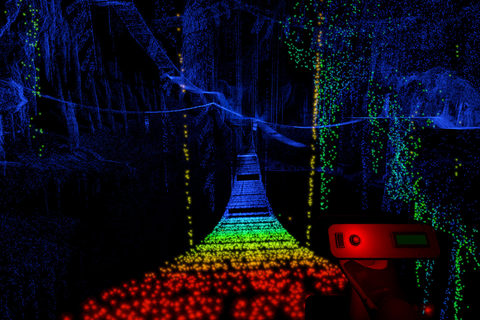 Scanner Sombre is a short and scary game from the creators ...