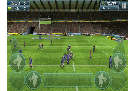 Download Full Version Rugby Challenge 2 PC Game - My ...