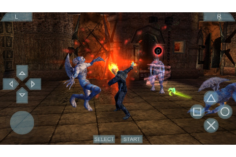 Ghost Rider Android ISO Game Download For Free