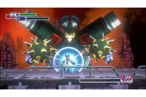 Mega Man X3/3D REMAKE (Intro Stage Boss) ~ Maoh the Giant ...