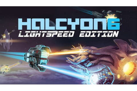 Halcyon 6: Lightspeed Edition Free Download « IGGGAMES
