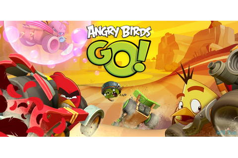 Angry Birds Go 2.9.1 APK - Free Racing Game for Android ...