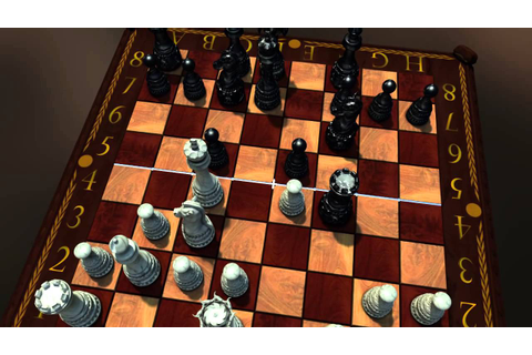 Chess 2: The Sequel OUYA Launch Trailer - YouTube