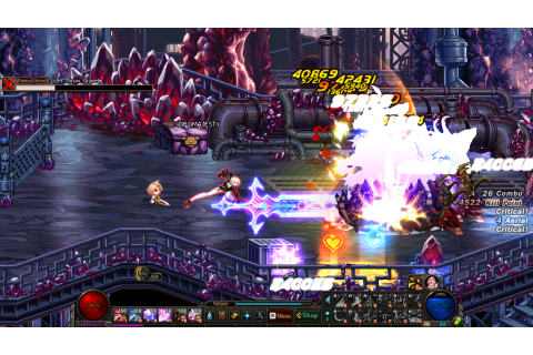 Dungeon Fighter Online on Steam