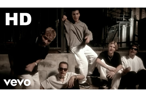 Backstreet Boys - Quit Playing Games (With My Heart) - YouTube