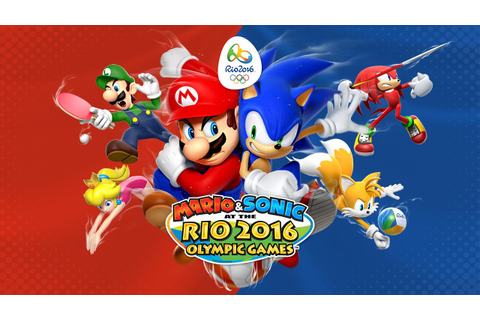 Mario & Sonic at the Olympic Games (Video Game) - TV Tropes