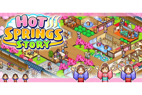 Android Games: Hot Springs Story 暖暖溫泉鄉 – TechOrz 囧科技