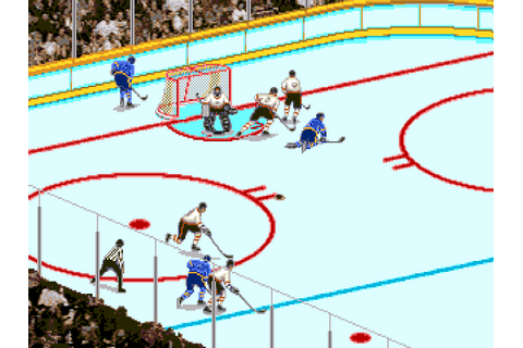 Brett Hull Hockey 95 Screenshots | GameFabrique