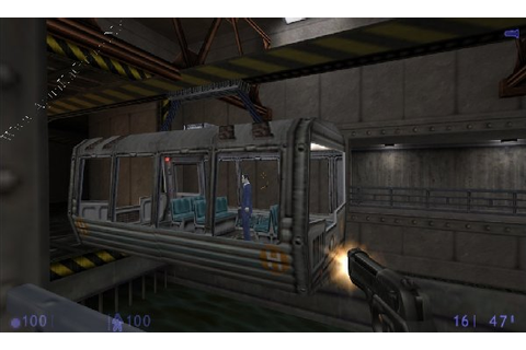 Half Life: Blue Shift - PC Game Download Free Full Version