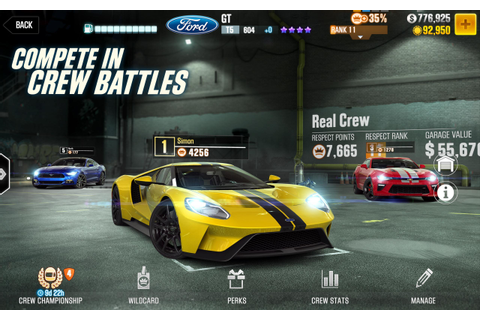 CSR Racing 2 for Android - APK Download