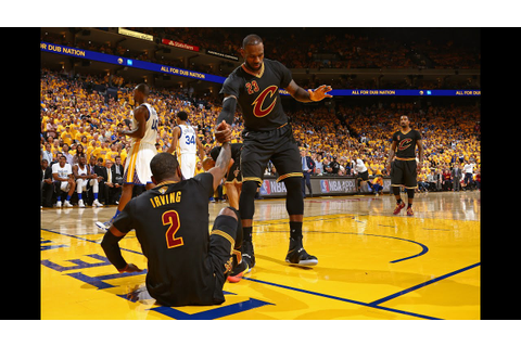 Game 5 of the 2016 NBA Finals: This Is Why We Play - YouTube
