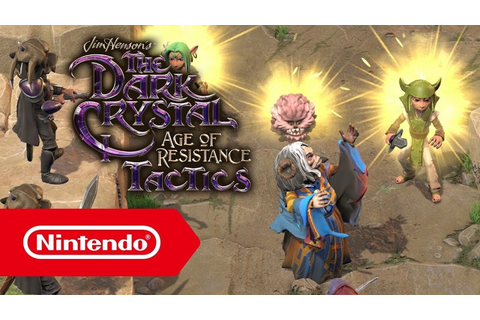 The Dark Crystal: Age of Resistance Tactics' Devs Worked ...