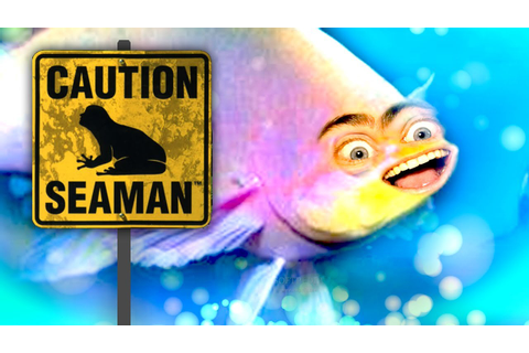 SEAMAN KNOWS MY SECRETS (Day 2) - YouTube