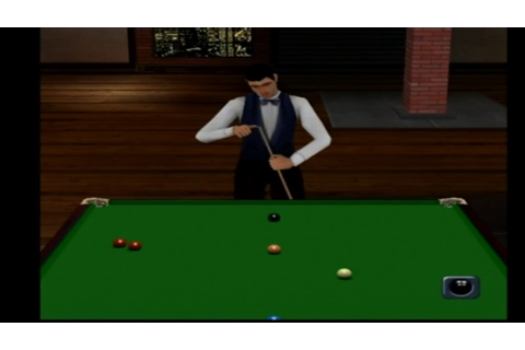 World Championship Snooker 2002 PS2 Gameplay - YouTube
